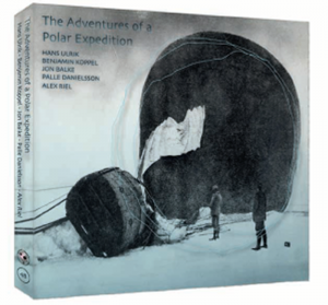 The Adventures of a Polar Expedition. Cover album